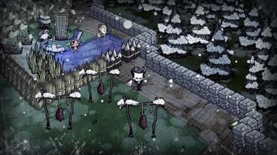 Don't Starve: Shipwrecked для Android