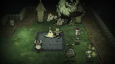 Don't Starve: Shipwrecked на русском